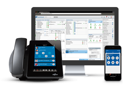 Cloud Tech Hosted PBX Phones- Voice Over IP